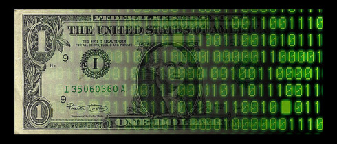 El mundo de a mentiras y la economía del papel sinvalor